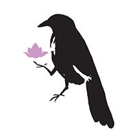Crow's Massage Logo